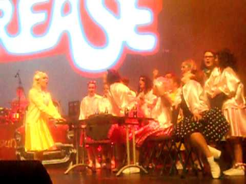 Grand Talent Trail 2012. Grease (summer Nights)...Tribute to the musicals..