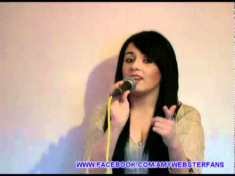 Eminem - Love The Way You Lie ft. Rihanna - Performed By Amy Webster Ft Blitz ( cher lloyd xfactor )