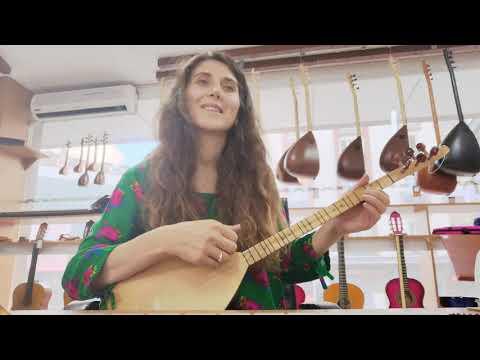 Aliye Fişenk - Mecnunum Leyla'mi Gördüm
