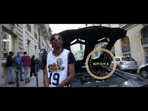 W.Bricks - Tiger Hood Ft Dj Wiwi'x (Freestyle Aventador)