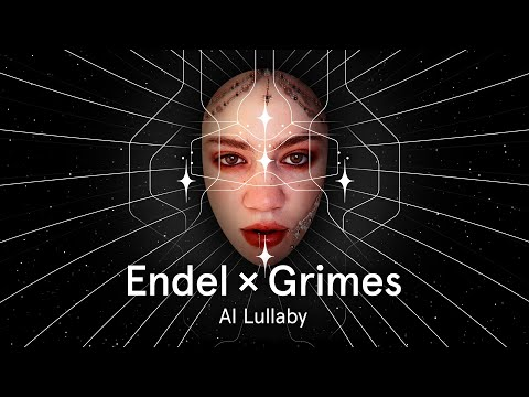 Grimes x Endel — AI Lullaby (Official Video)
