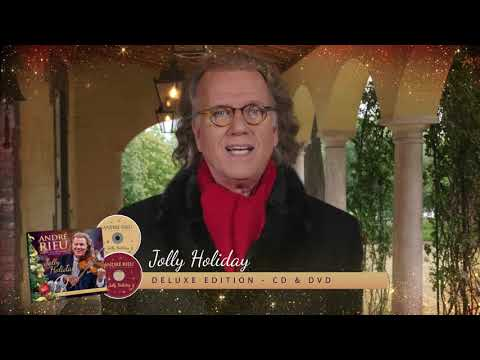 André Rieu – Jolly Holiday – the brand new Album