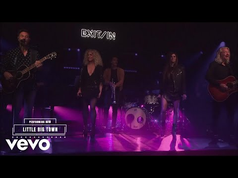 Little Big Town - Wine, Beer, Whiskey (Live From #SOSFEST)