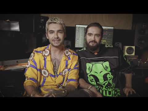 Tokio Hotel -  Behind The Song Episode 1: Monsoon 2020