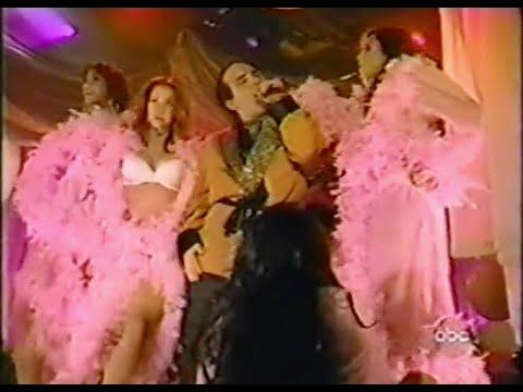 "Har Mar Superstar Performs ""Power Lunch"" & ""Sir Duke"" Live - 02/24/2003"