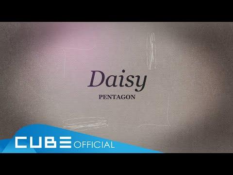펜타곤(PENTAGON) - '雏菊 (Daisy Chinese Ver.)' Official Lyric Video