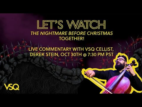 Let's Watch: The Nightmare Before Christmas