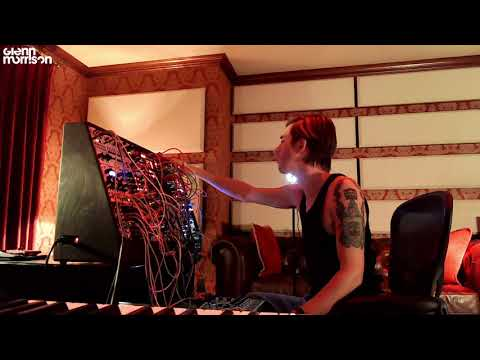 Glenn Morrison - Modular Bunker Sessions - Making Melodic Techno & Playing with the ACL Sinfonion