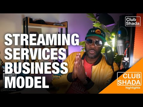 The business model of the streaming platforms | Club shada