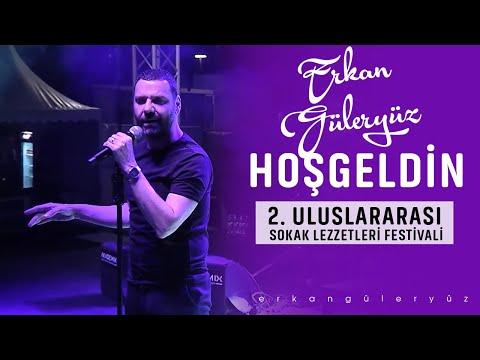 Erkan Güleryüz - Hoşgeldin (Antalya Uluslararası 2  Sokak Lezzetleri Festivali)