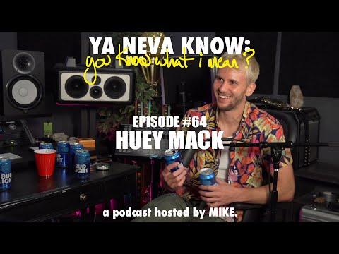 YNK Podcast #64 - Huey Mack