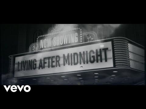 Judas Priest - Living After Midnight (Official Lyric Video)