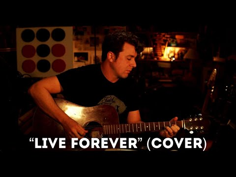 """Live Forever"" Cover - Billy Joe Shaver Tribute"