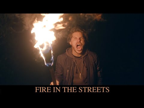 Our Last Night - Fire in the Streets (OFFICIAL VIDEO)