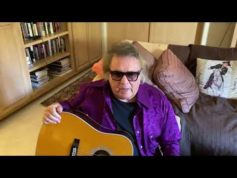 Don McLean Announces re-release of Starry Starry Night Album with special drawing!
