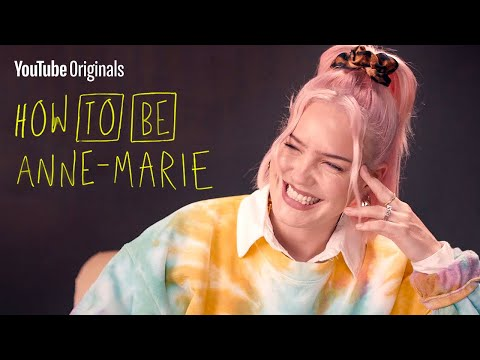 Set A Reminder | Music & Therapy | How To Be Anne-Marie