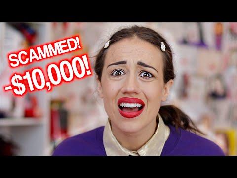 I GOT SCAMMED $10,000 BY A FAN!