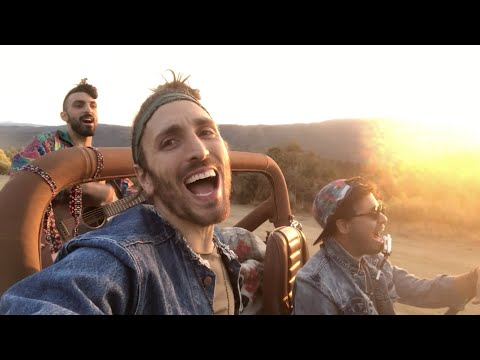 MAGIC GIANT - Outta My Head (Live from a Jeep)