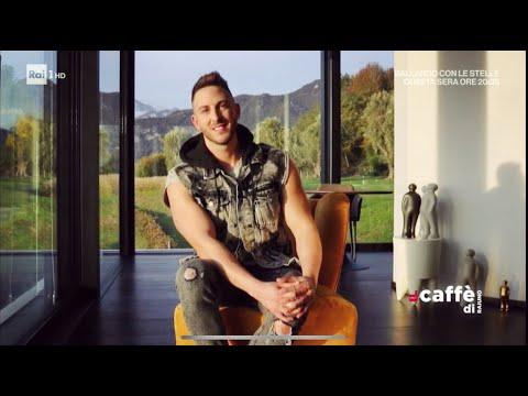Alex Palmieri - video intervista TV  - Il caffè di RAIUNO