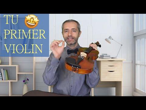 Compra un violín + Reseña de tu primer violín