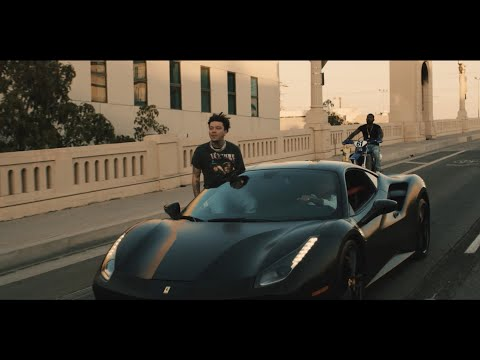 Phora - Traumatized ft. Toosii [Official Music Video]