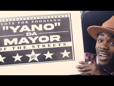 Foogiano - Yano [Official Music Video]