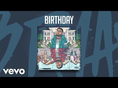 Bryant Myers - Birthday ft. Tory Lanez, Farruko