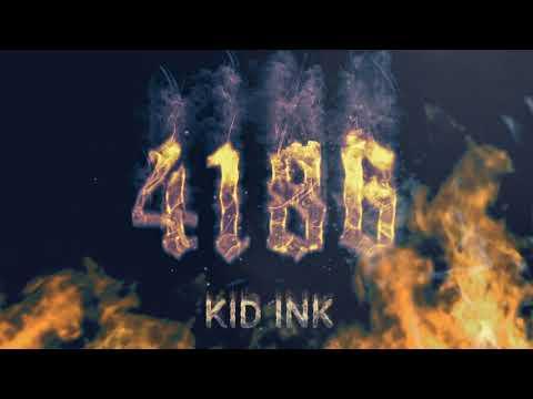 Kid Ink - 4186 Freestyle [Audio]