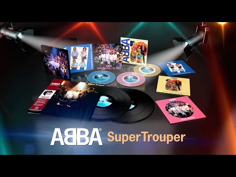 ABBA Super Trouper 40th Anniversary reissue