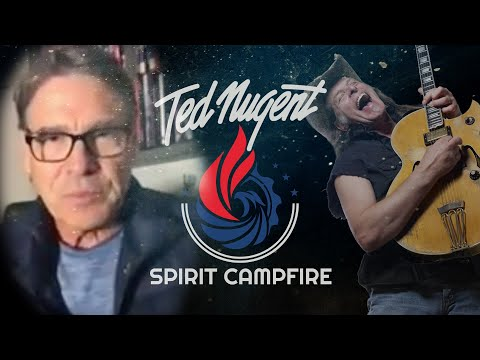 Gov. Rick Perry on Ted Nugent's Spirit Campfire