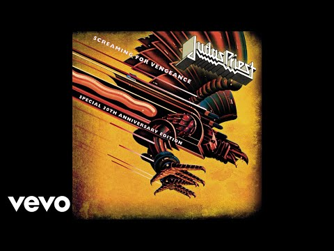 Judas Priest - Riding on the Wind (Official Audio)
