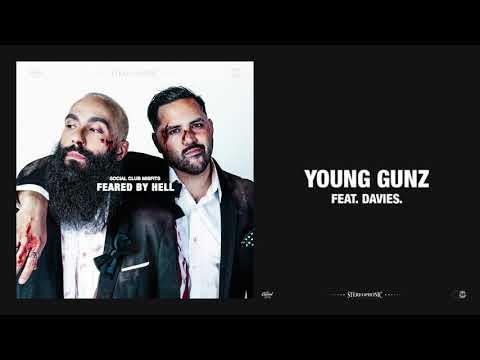 Social Club Misfits, Davies - Young Guns (Official Audio)