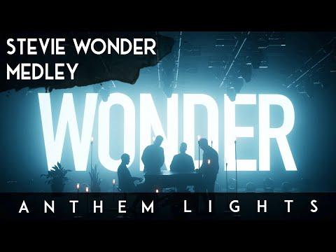 STEVIE WONDER Medley | @Anthem Lights (Cover) on Spotify & Apple