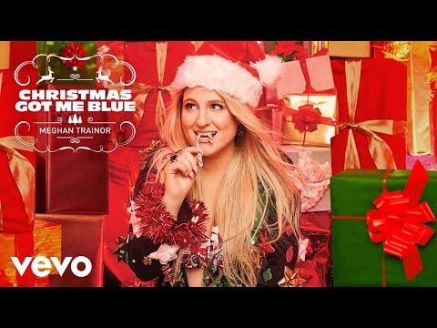 Meghan Trainor - Christmas Got Me Blue (Official Audio)