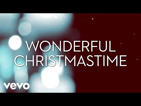 Lady A - Wonderful Christmastime (Lyric Video)