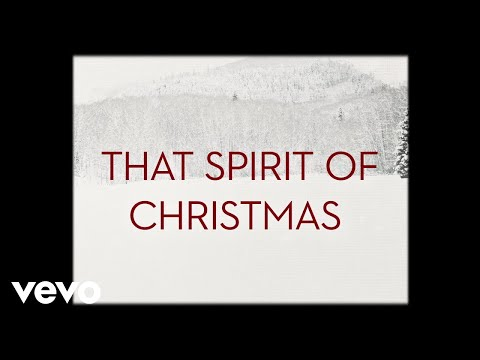 Lady A - That Spirit Of Christmas (Lyric Video)
