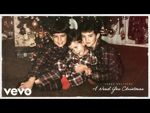 Jonas Brothers - I Need You Christmas (Official Audio)
