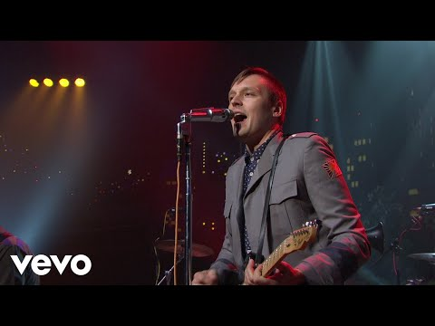 Arcade Fire - Ready to Start (Live on Austin City Limits, 2012)