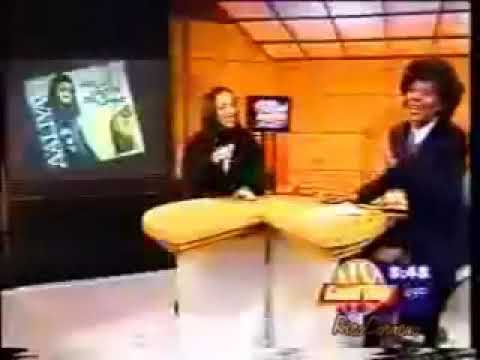 Aaliyah - Interview (1994)