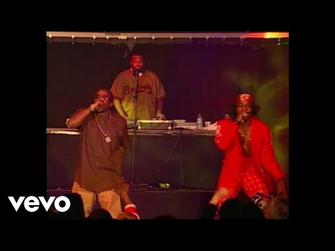 OutKast - B.O.B. (Bombs Over Baghdad - 2000 BMG Convention Performance)