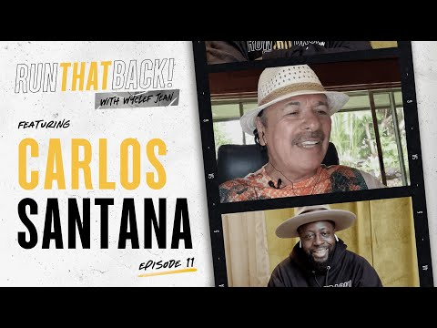 Carlos Santana is the Greatest Guitar Player Ever | Run That Back | EP 11