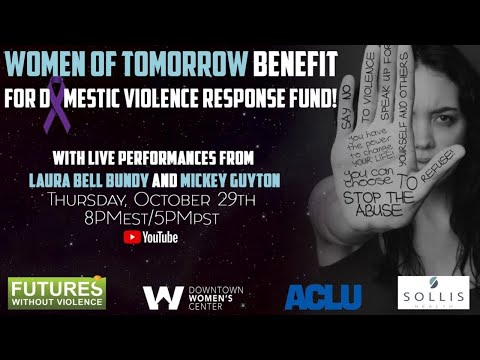 Women of Tomorrow Benefit for Domestic Violence Response Fund