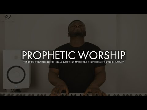 30 Minutes Deep Prayer Music   Prophetic Worship   Intercession & Warfare   Time With Holy Spirit