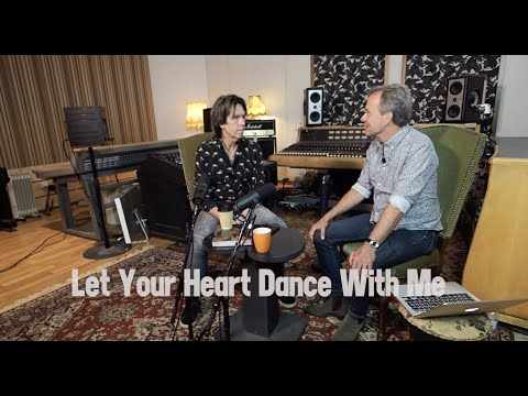 Per Gessle talks about Let Your Heart Dance With Me