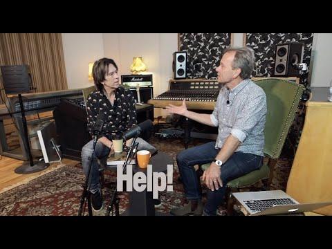 Per Gessle talks about HELP!