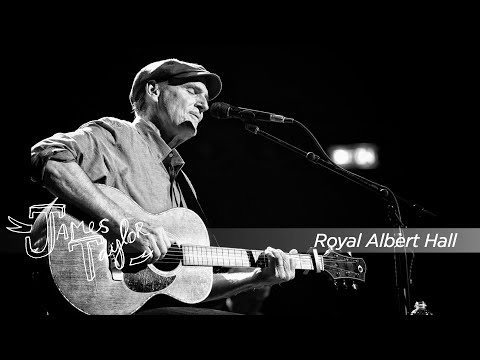 James Taylor on the Royal Albert Hall & Christie Goodwin