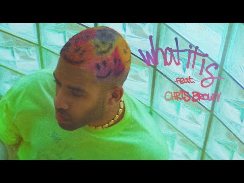 KYLE - What It Is (feat. Chris Brown) [Official Audio]