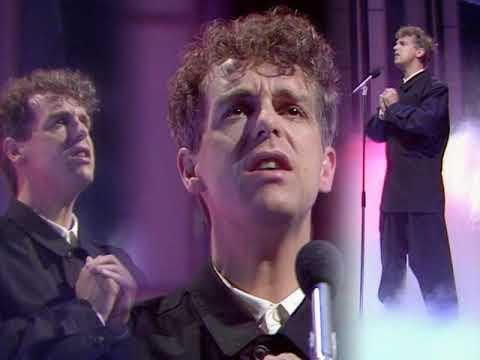 Pet Shop Boys - It's A Sin on Wogan 01/06/1987