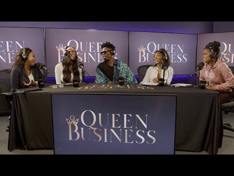 Queen Business with Celebrity Fashion Stylist EJ King | Episode 3