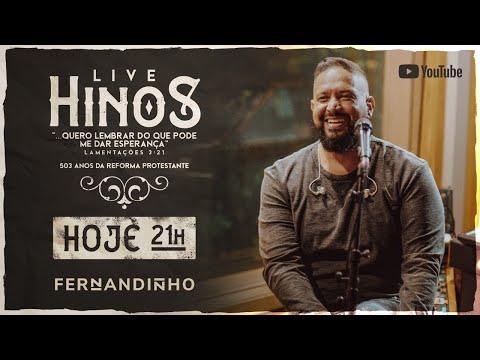 Fernandinho - Live Hinos